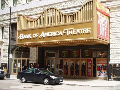 Bank of America Theatre